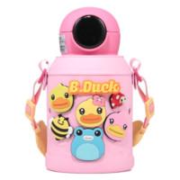 B.Duck 0040 儿童智能保温杯 500ml 粉色