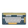 IQUNIX A80 83键 多模无线机械键盘 水泥灰 Cherry红轴 RGB