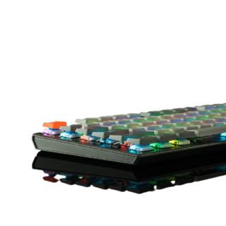 J.ZAO 京东京造 K1 104键 双模无线机械键盘 黑色 佳达隆G轴茶轴 RGB