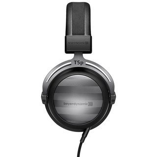 beyerdynamic 拜亚动力 T5p二代 32欧 耳罩式头戴式有线耳机 浅灰色