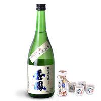 秀凤 日本三割三分 纯米大吟酿清酒 720ml