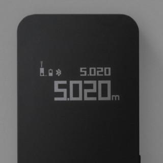 HOTO 智能激光测距仪 黑色