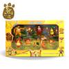 熊出没 熊大熊二玩具光头强公仔套装动漫儿童玩具仿真模型玩偶手办 896(6cm)