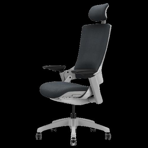 UE 永艺 Mellet 人体工学电脑椅 灰色
