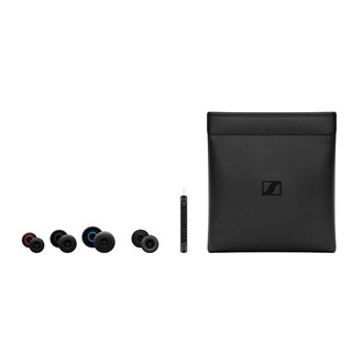SENNHEISER 森海塞尔 IE 100 PRO 入耳式挂耳式动圈有线耳机 黑色 3.5mm