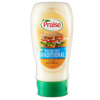 Praise 派乐斯 低脂蛋黄酱 410g*2瓶