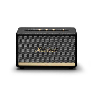 Marshall 马歇尔 Acton II 无线蓝牙音箱 黑色