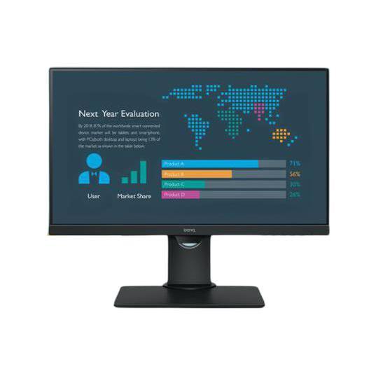 BenQ 明基 BL2480T 23.8英寸 IPS 显示器(1920×1080、60Hz)