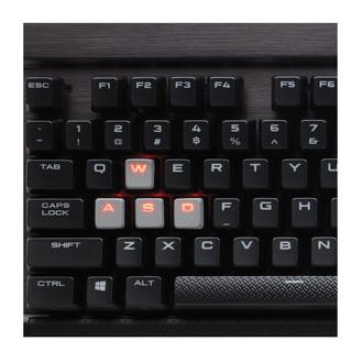 CORSAIR 美商海盗船 K70 LUX 104键 有线机械键盘