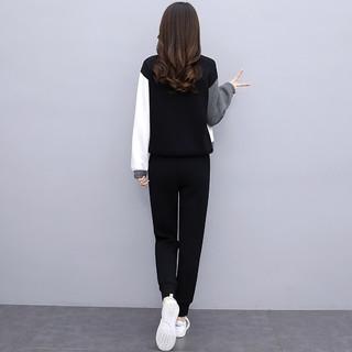 Danmi 单蜜 女士卫衣裤子套装 H994