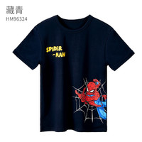 Disney 迪士尼 男童漫威短袖T恤