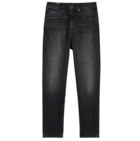 Gap 盖璞 女士牛仔长裤 630194 黑色 25