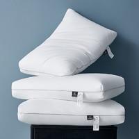 Careseen 康尔馨 抑菌防螨高弹纤维枕芯 单人中枕 1100g