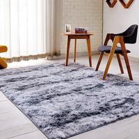 KAYE 卡也  简约长绒毛地毯 70*160cm
