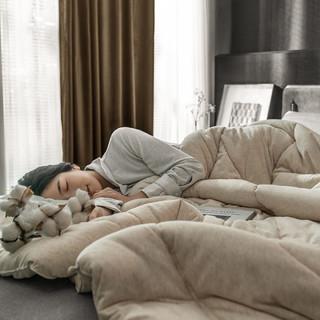 每晚深睡 棉花被芯