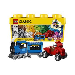黑卡会员 : LEGO 乐高 CLASSIC经典创意系列 10696 中号积木盒