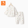 Molar Rabbit/磨牙兔 新生兒純棉內衣 分體套裝