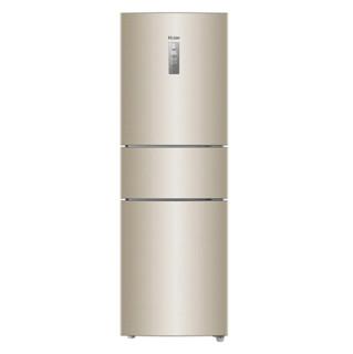 Haier 海尔 BCD-217WDVLU1 217升 三门电冰箱