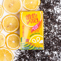vitasoy 维他奶 锡兰柠檬茶 250ml*24盒