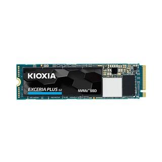 KIOXIA 铠侠  EXCERIA PLUS RD20 NVMe M.2 固态硬盘 500GB(PCI-E3.0)