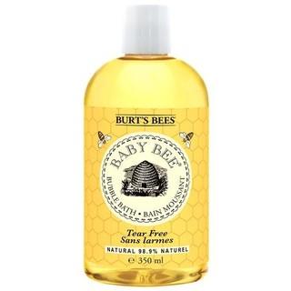 BURT'S BEES 小蜜蜂 宝宝婴儿无泪沐浴露泡泡浴液 350ml
