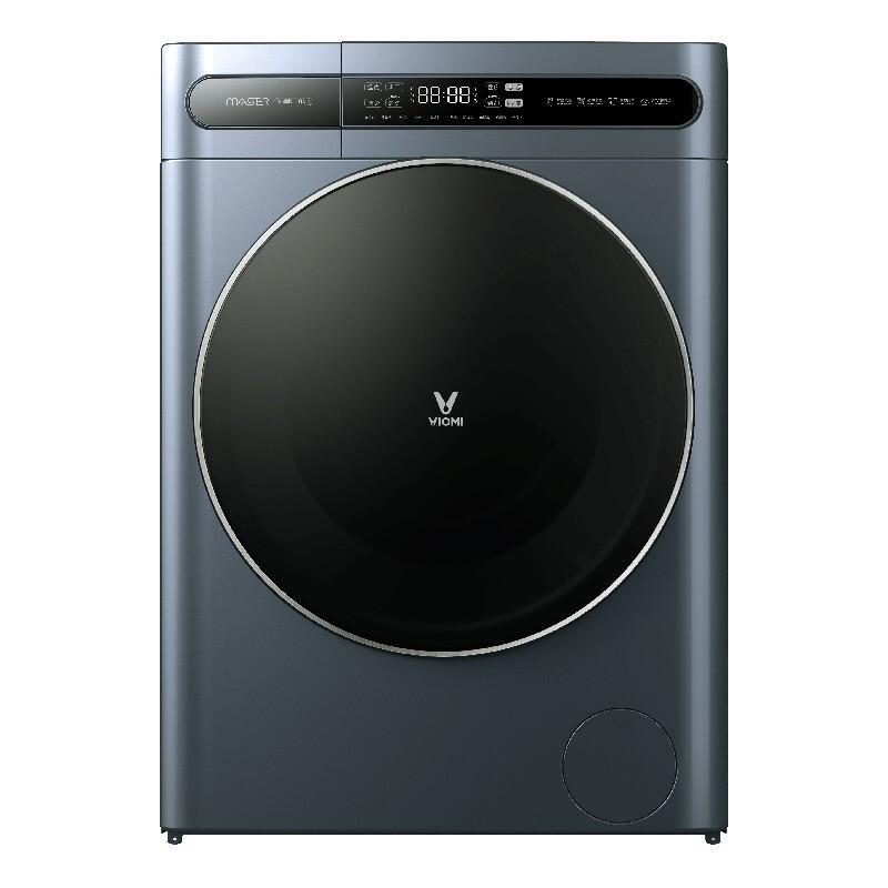 VIOMI 云米 超薄机身|云米10公斤智能洗烘一体洗衣机 Master