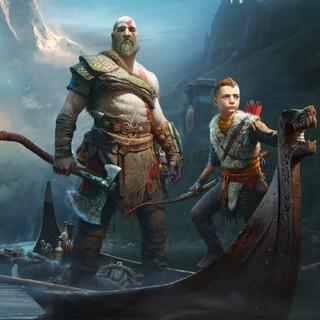 SONY 索尼 《God of War》主机游戏