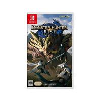 Nintendo 任天堂  日版/港版 Switch游戏卡带 《怪物猎人 崛起》