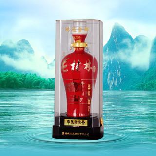 桂林三花 鸿运金辉 老桂林 52%vol 米香型白酒 500ml 单瓶装