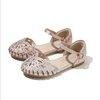 STACCATO 思加图 DO0027 女童凉鞋 鎏金粉 28码