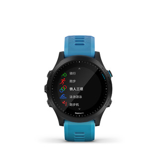 GARMIN 佳明 佳明forerunner 945/935铁人三项光电心率血氧检测跑步游泳登山运动智能手表男女室内健身腕表