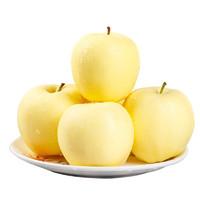 PLUS会员: 黄元帅苹果 大果75-85mm 带箱5斤