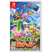 Nintendo 任天堂 Switch《新 宝可梦随乐拍》游戏卡带