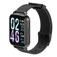 aigo 爱国者 FB01 智能手表 36.8mm 石墨黑 石墨黑硅胶表带(血压、血氧)