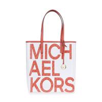 MICHAEL KORS 迈克·科尔斯 迈克高仕 大号印花购物包托特包手提包