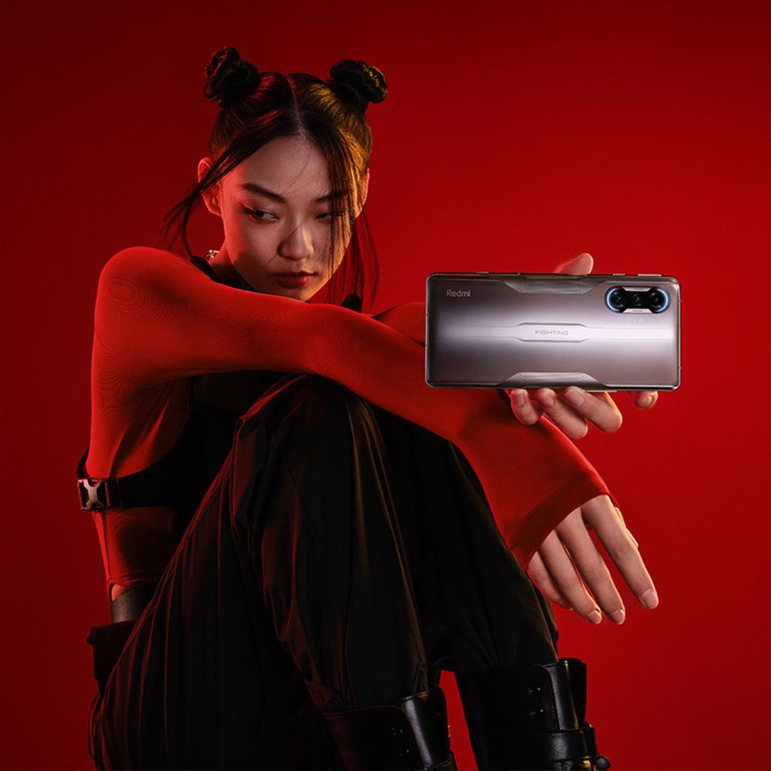 Redmi 红米 K40 游戏增强版 5G游戏手机 6GB+128GB