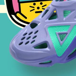 PEAK 匹克 态极系列 Momo Planet 魔扑星球联名款 男子拖鞋 E12025L