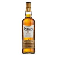 Dewar's 帝王 15年 调配苏格兰威士忌 40%vol 750ml