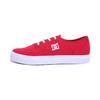 DC SHOES Trase系列 男女款低帮帆布鞋 ADYS300126-600 红色 39