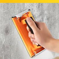 八鹰 打磨砂纸架手工墙面打磨砂纸工具夹砂架夹板打磨器沙纸夹磨墙神器