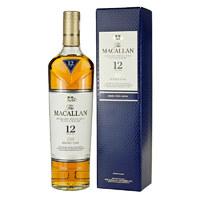 MACALLAN 麦卡伦 蓝钻 12年 单一麦芽苏格兰威士忌 40%vol 700ml