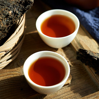 bamatea 八马茶业 勐海普洱茶 熟茶饼 357g
