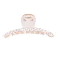 翠津阁 珍珠发夹 长款大号 10.5cm
