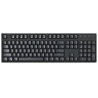 KZZI 珂芝 K104 三模机械键盘 白光版(cherry红轴、PBT、104键)