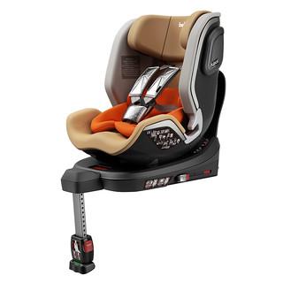 bebebus儿童安全座椅天文家汽车用0-4-6岁婴儿宝宝车载360度旋转 天文家装甲金