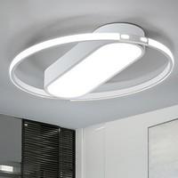 6日0点:NVC Lighting 雷士照明 北欧个性镂空格子吸顶灯