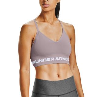 UNDER ARMOUR 安德玛 安德玛官方UA Seamless Long女士训练运动内衣-低强度1357719