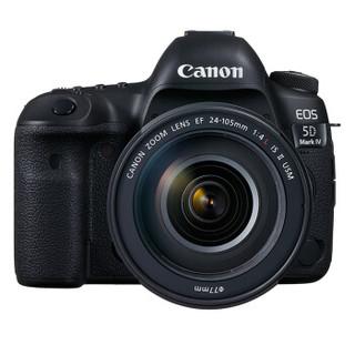 Canon 佳能  EOS 5D Mark IV(EF 24-105mm f/4L II)全画幅单反相机套机