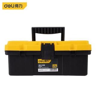 deli 得力  DL6211 五金收纳工具箱 (12英寸)