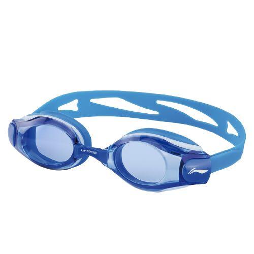 LSJN558A 高清防雾近视泳镜 250、400度